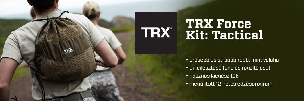 TRX Force Kit: Tactical